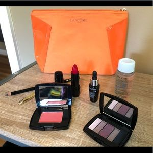 BNWT 7-piece summer Lancome makeup set